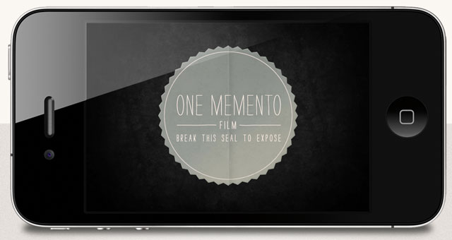 One Moment one shot digital camera app