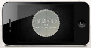 One Moment one shot digital camera app