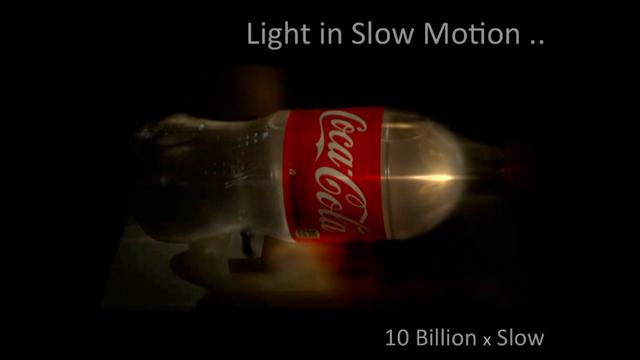 Imaging at a Trillion Frames Per Second, A TED Talk by Ramesh Raskar