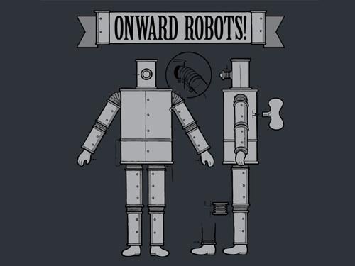 Onward Robots!