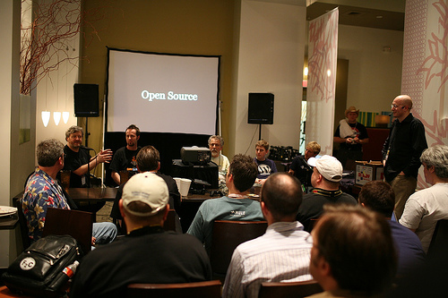 Open Source Panel