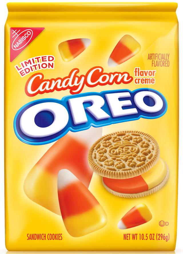 Candy Corn Oreo