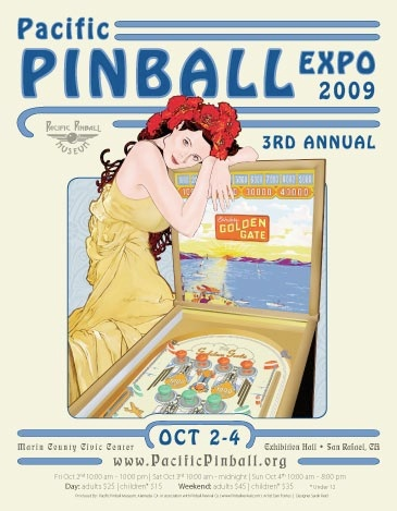Pacific Pinball Expo 2009
