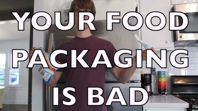 Your Food Packaging is Bad and You Should Feel Bad by Pleated Jeans