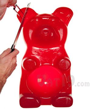 Party Gummy Bear