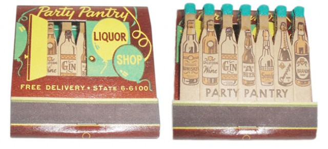 Party Pantry Booze