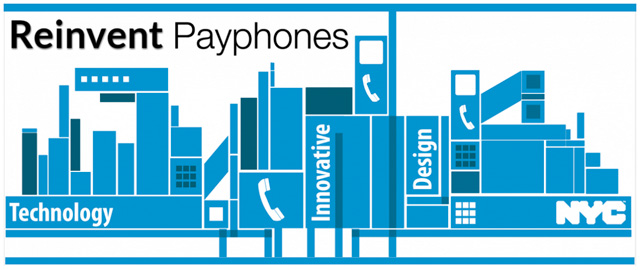 Reinvent Payphones Design Challenge