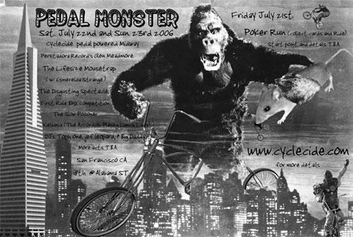 Pedal Monster