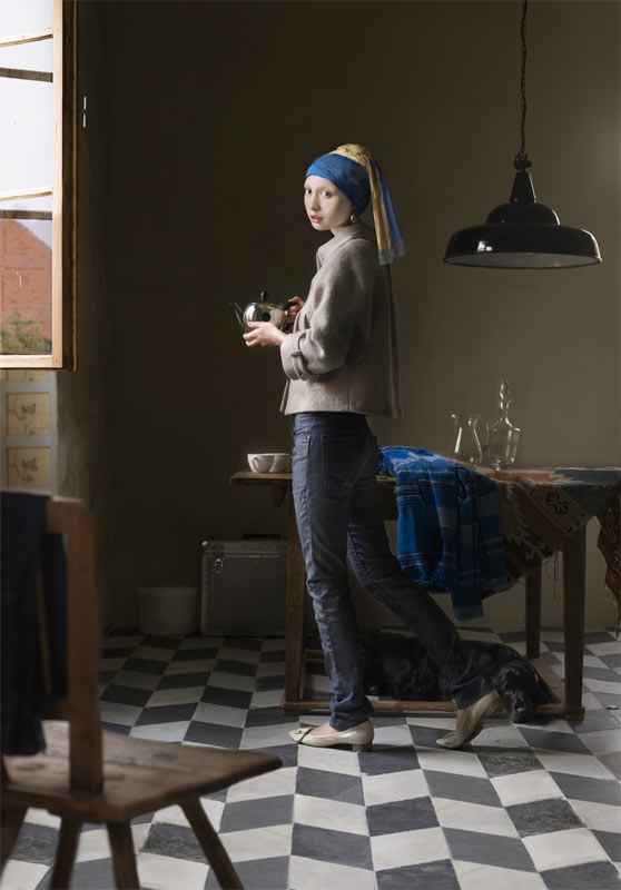Digital Paintings by Dorothee Golz