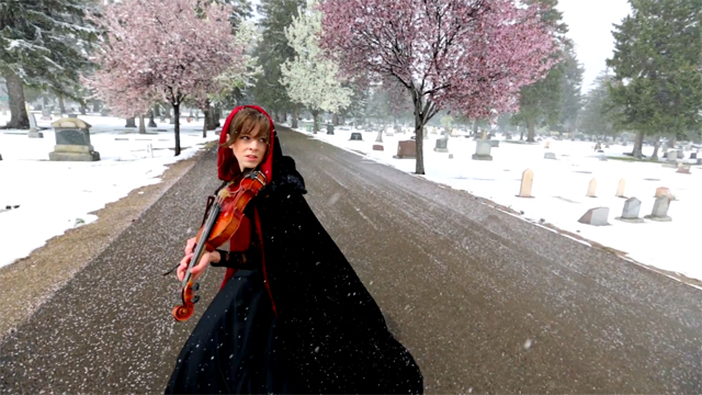 Phantom of the Opera - Lindsey Stirling