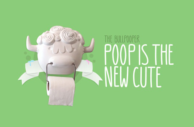 Eyesores' Bullpooper: Poop Is the New Cute