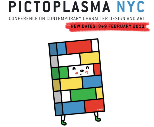Pictoplasma NYC 2013
