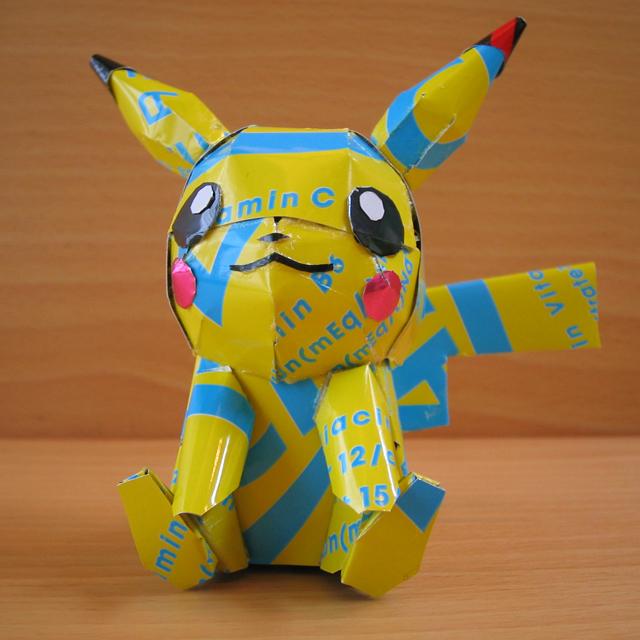 Pikachu by Makaon