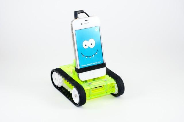 Romo Smartphone Robot