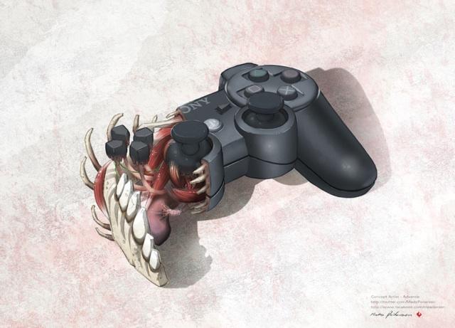 Playstation 3 Anatomy