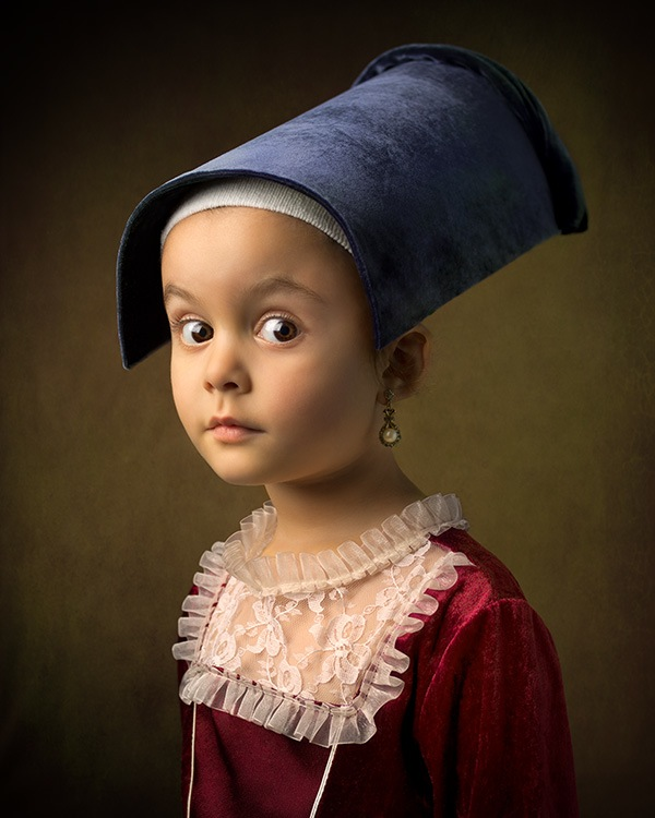 Portraits by Bill Gekas