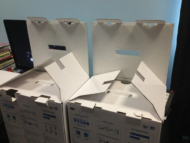 Plotting Boxes