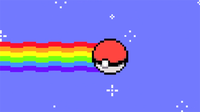 Nyan cat - All 151 Pokemon by Simon Johnson