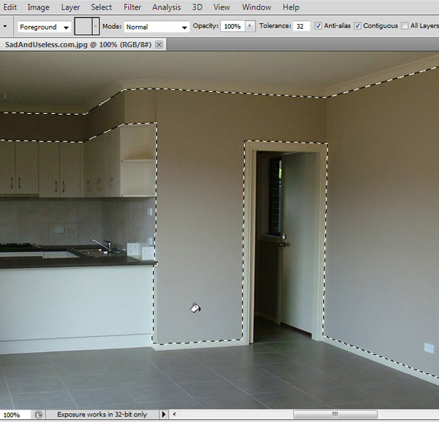 Photoshop Walls