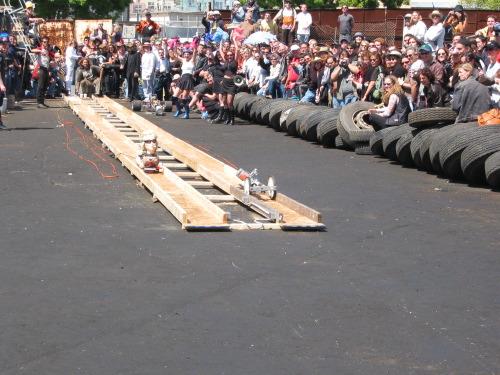 Power Tool Drag Races 2003