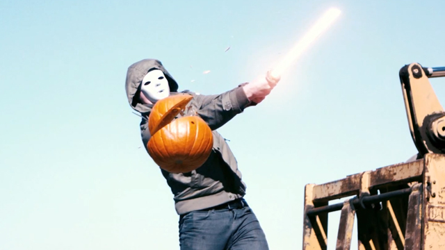 Top 10 Ways To Smash A Pumpkin (Slow-Motion) by Thrash Lab