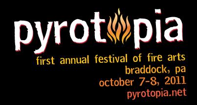 Pyrotopia Fire Arts Festival