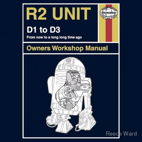 r2 unit owners workshop manual rh laughingsquid com Driod Razor Max Driod Cell Phone