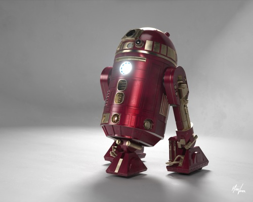 R2-Iron Man
