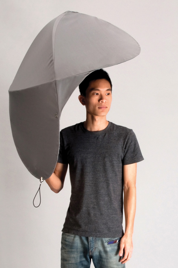 Rain Shield umbrella redesign