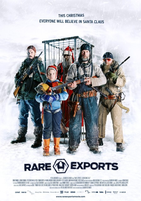 Rare Exports: Official Poster