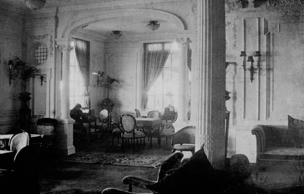 Titanic, Reading Room