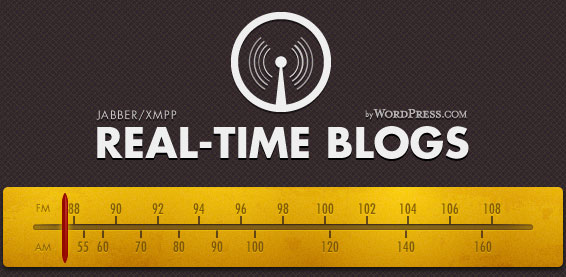 Real-Time Blogs by WordPress