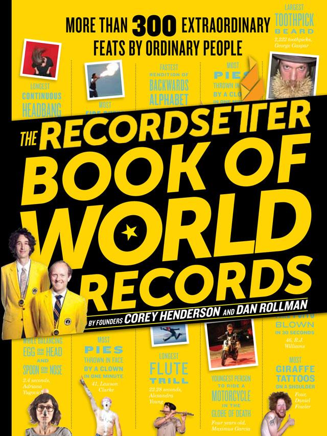 world record database