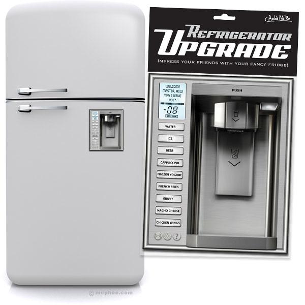 Refrigerator Upgrade Magnet