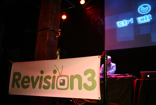 Revision3 Launch Party