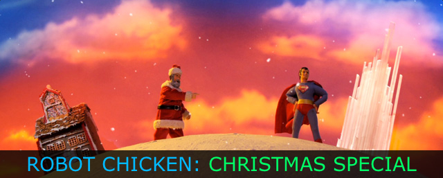 Robot Chicken Christmas Special