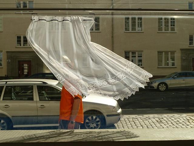 Robotic Curtain