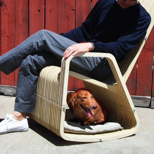 Rocking-2-Gether Chair