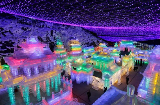 Yanqing Ice Festival