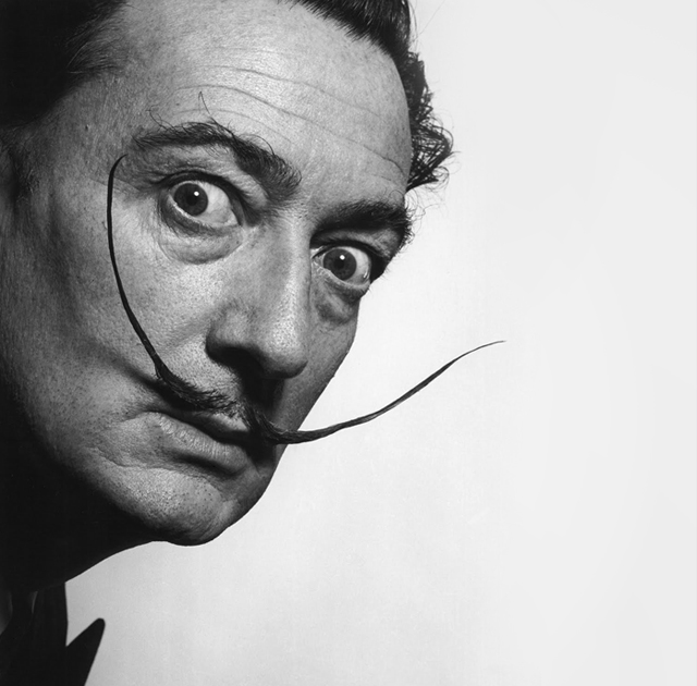 Photo of Salvador Dalí