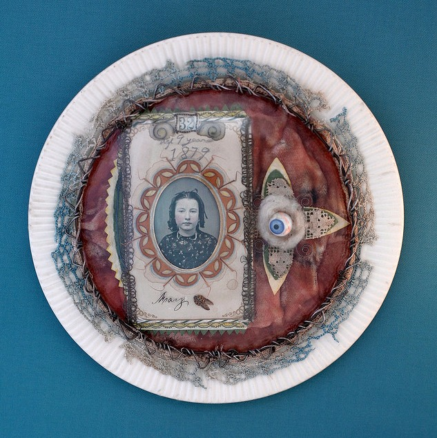 The Swallowing Plates by Lisa Wood