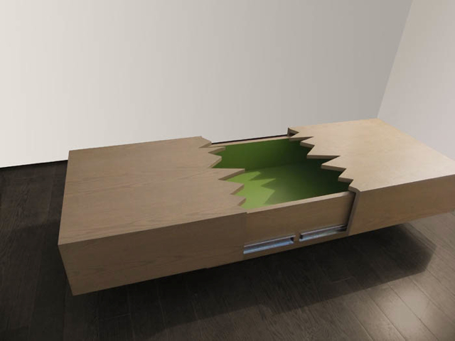 San Andres Coffee Table