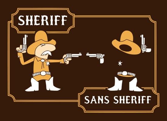 sans-sheriff