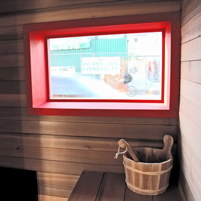 Sauna Box by Castor Design