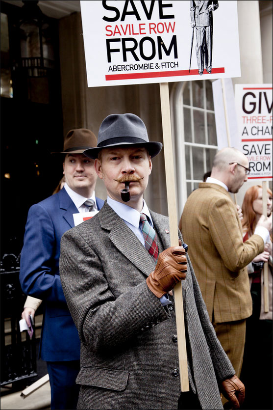Save Savile Row