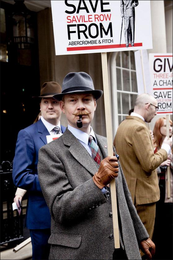 Save Savile Row