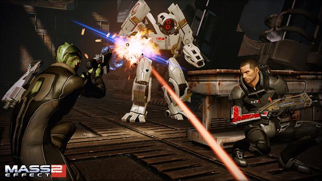 Mass Effect 2 Screen - BioWare
