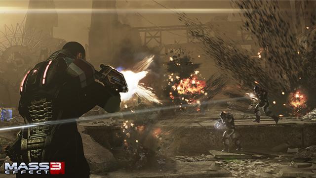 Mass Effect 3 Screen - BioWare