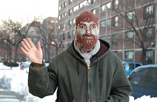Self-Portrait Ski Mask
