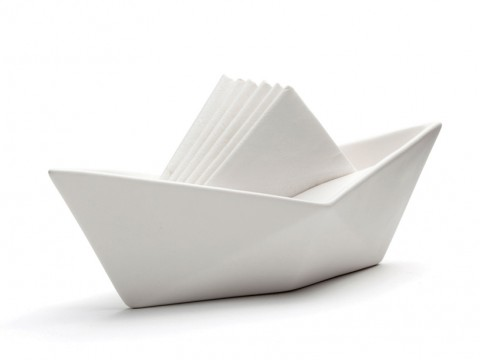 Set Sail Napkin Holder by Design44